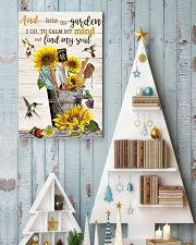 and into the garden 11x17 Poster lifestyle-holiday-poster-2