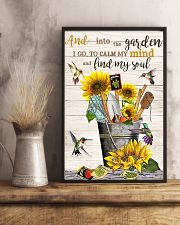 and into the garden 11x17 Poster lifestyle-poster-3