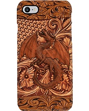 Dragon Feather Phone Case i-phone-8-case