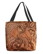 Dragon Feather All-Over Tote tile