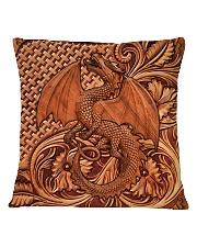 Dragon Feather Square Pillowcase tile