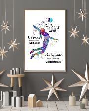 Be Strong When You Are Weak Unframed 11x17 Poster lifestyle-holiday-poster-1