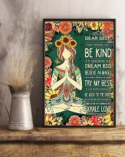 I Pinky Promise I Will 11x17 Poster lifestyle-poster-3