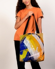 Color Of Volleyball All-over Tote aos-all-over-tote-lifestyle-front-06