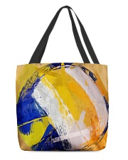 Color Of Volleyball All-over Tote back