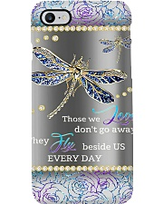 Those We Love DonT Go Away  Phone Case i-phone-8-case