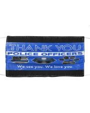 Police Officers Mask tile