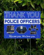 Police Officers 24x18 Yard Sign aos-yard-sign-24x18-lifestyle-front-16