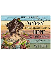 She Has The Soul Of The Gyspy 17x11 Poster front
