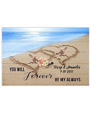 Turtle Be My Always 17x11 Poster front