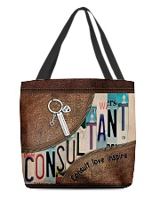 Consultant All-over Tote front