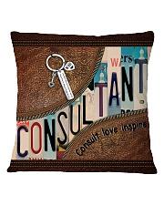 Consultant Square Pillowcase tile