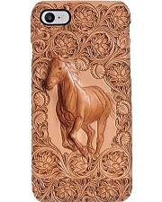 Horse Leather Legging Phone Case tile