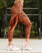 Horse Leather Legging High Waist Leggings aos-high-waist-leggings-lifestyle-16