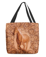 Horse Leather Legging All-Over Tote tile