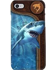 Shark Occean Gift For Shark Lovers Phone Case i-phone-8-case