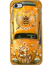 Bee Happy For Iphone Case Phone Case i-phone-8-case