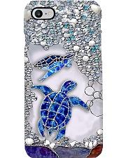Lovely Turtles Phone Case i-phone-8-case