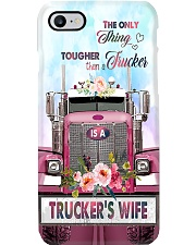 Colorful truck heart Phone Case i-phone-8-case