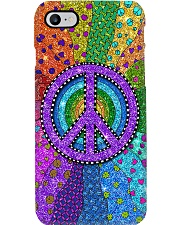 Hippie Phone Case i-phone-8-case