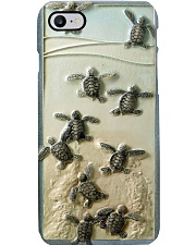 Turtles And The Sea Phone Case i-phone-8-case
