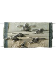 Turtles And The Sea Mask tile