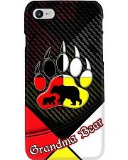 Grandma Bear Phone Case i-phone-8-case