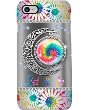 Let It Be - Printed Phone Case i-phone-8-case