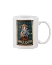 Horse - Hello Sweet Cheeks Mug tile