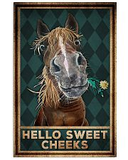 Horse - Hello Sweet Cheeks 11x17 Poster front