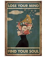Phonograph Lose Your Mind- Vertical Poster  11x17 Poster front