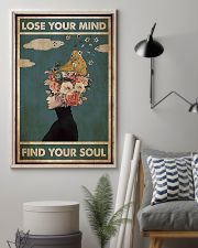 Phonograph Lose Your Mind- Vertical Poster  11x17 Poster lifestyle-poster-1