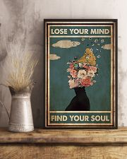Phonograph Lose Your Mind- Vertical Poster  11x17 Poster lifestyle-poster-3
