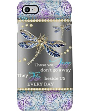 Those We Love Don't Go Away Phone Case i-phone-8-case