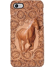 Horse Leather-v3 Phone Case tile