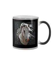 Horse Tote Bag Color Changing Mug tile