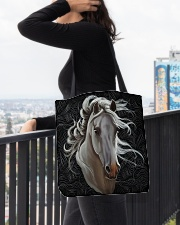 Horse Tote Bag All-over Tote aos-all-over-tote-lifestyle-front-05
