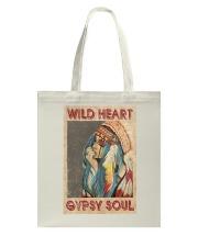 Native American Gypsy Soul Tote Bag tile