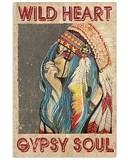 Native American Gypsy Soul 11x17 Poster front