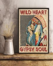 Native American Gypsy Soul 11x17 Poster lifestyle-poster-3