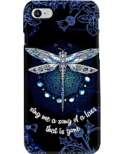Dragonfly Sing Me Phone Case i-phone-8-case