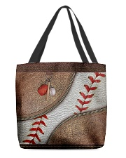 Baseball Tote All-over Tote back