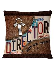 Director Square Pillowcase tile