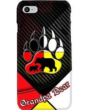 Grandpa Bear Phone Case i-phone-8-case