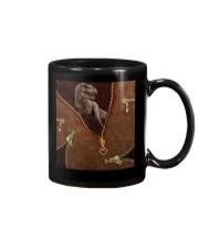 Dinosaur Leather Mug tile