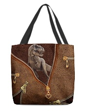 Dinosaur Leather All-over Tote back