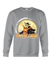 funny mouse Crewneck Sweatshirt thumbnail