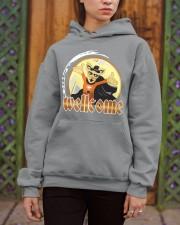 funny mouse Hooded Sweatshirt apparel-hooded-sweatshirt-lifestyle-03