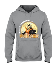 funny mouse Hooded Sweatshirt front