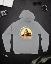 funny mouse Hooded Sweatshirt lifestyle-unisex-hoodie-front-9